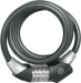 Abus 12mm Raydo Coil Combo Cable Lock