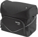 Racktime Barit Handlebar Bag: Black
