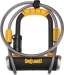 OnGuard Pitbull Mini Double Team U-Lock with cable: 3.5 x 5