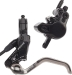 Hayes Prime Comp Front Disc Brake Caliper and Lever Black