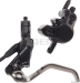 Hayes Prime Comp Rear Disc Brake Caliper and Lever Black