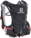 Salomon Advanced Skin S-Lab 5-liter Hydration Pack: Aluminum/Red/Black; MD/LG