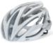 Product image of Giro 2012 Atmos Helmet - White/Silver - Medium