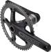SRAM Omnium Crank/Bottom Brackets Sets - SRAM Omnium 167.5mm Black GXP Crank/BB Set 48T