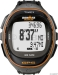 Timex Ironman Run Trainer Wrist-Worn GPS Unit: Black/Orange