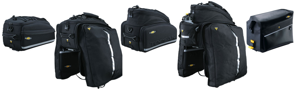 Topeak Mtx Quicktrack Bicycle Racks Bags And Baskets